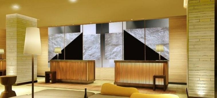 Hotel Holiday Inn & Suites Makati: Lobby MANILLE
