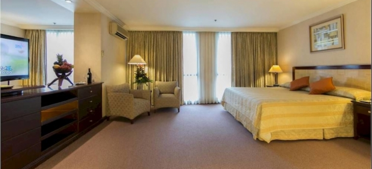 Hotel Herald Suites Solana: Apartament Diana MANILLE