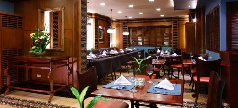 Hotel Herald Suites Solana: Restaurant MANILLE