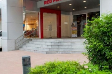 Hotel Red Planet Makati: Deux-pièces Appartement MANILLE