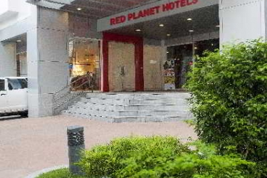 Hotel Red Planet Makati: Exterieur MANILLE