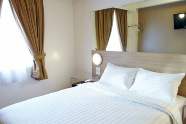 Hotel Red Planet Makati: Parc MANILLE
