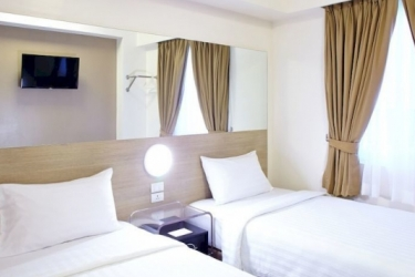 Hotel Red Planet Makati: Salle de Congres MANILLE