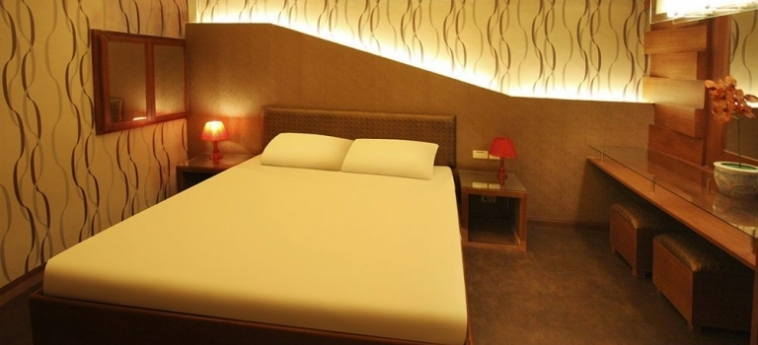 Hotel Victoria Court Gil Puyat: Bungalow MANILLE