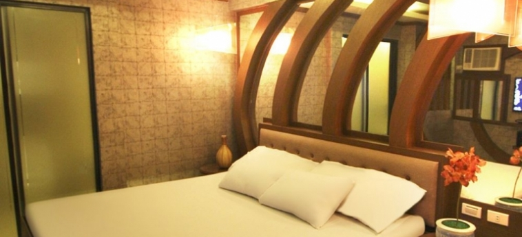 Hotel Victoria Court Gil Puyat: Business Centre MANILLE