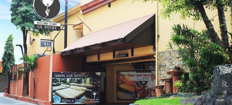 Hotel Victoria Court Gil Puyat: Chambre executive MANILLE