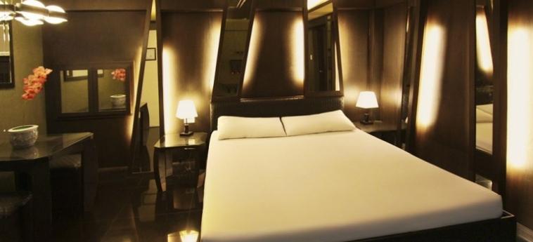 Hotel Victoria Court Gil Puyat: Promenade MANILLE
