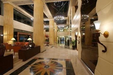 The Heritage Hotel Manila: Lobby MANILLE