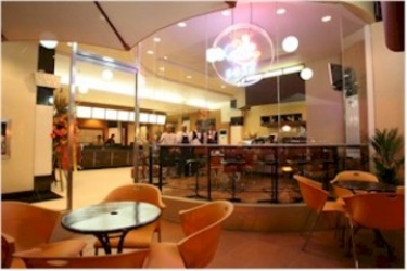 Hotel Octagon Mansion: Restaurant MANILLE