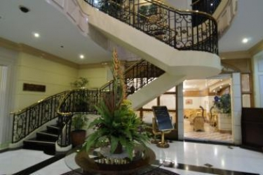Hotel Tiara Oriental: Lobby MANILLE