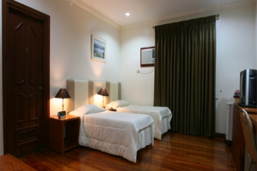 Malvar Hostel: Chambre junior Suite  MANILLE