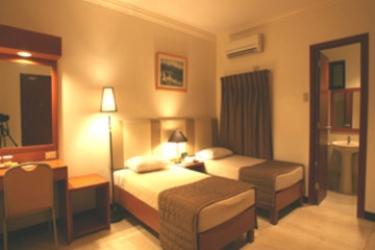 Malvar Hostel: Chambre Supérieure MANILLE