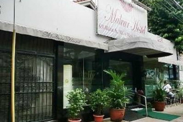 Malvar Hostel: Extérieur MANILLE