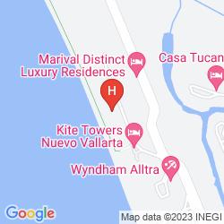Mapa SAMBA VALLARTA