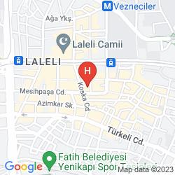 Mapa YUKSEL