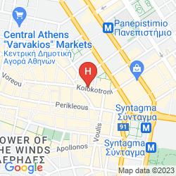 Mapa ACHILLEAS
