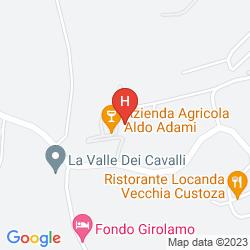 Mapa RESORT LA MOLA