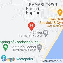 Mapa ADONIS