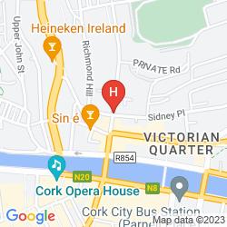 Mapa ACORN HOUSE