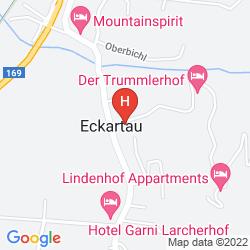 Mapa ECKARTAUERHOF