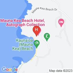 Mapa MAUNA KEA BEACH, AUTOGRAPH COLLECTION