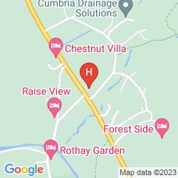 Mapa MACDONALD SWAN