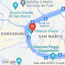 Mapa PALAZZINA G