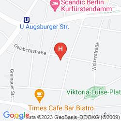 Mapa ARCO HOTEL