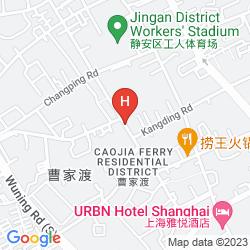 Mapa FENGLAN BUSINESS HOTEL
