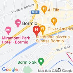 Mapa MEUBLÈ CIMA BIANCA GARNI