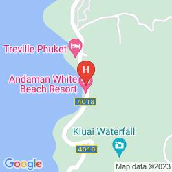 Mapa ANDAMAN WHITE BEACH RESORT