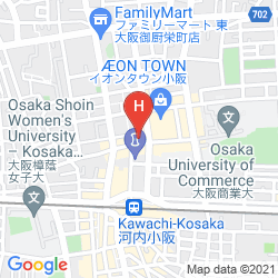 Mapa U COMMUNITY HOTEL