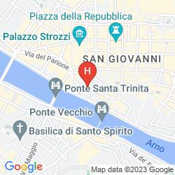 Mapa B&B FIORDALISO