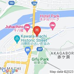 Mapa JUHACHIRO
