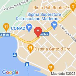 Mapa MADERNO