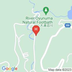 Mapa NOBORIBETSU SEKISUITEI