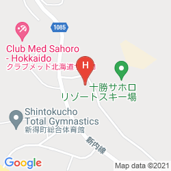 Mapa SAHORO RESORT HOTEL