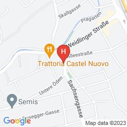 Mapa HOHENSTRASSE