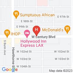 Mapa ADVENTURER HOSTEL