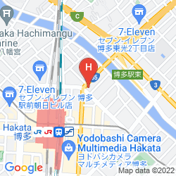 Mapa TOYO