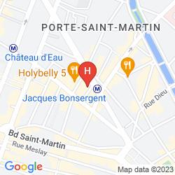 Mapa 9 HOTEL REPUBLIQUE