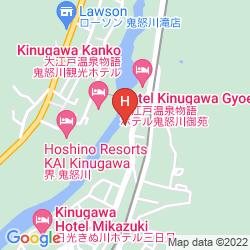 Mapa KASHOBOU FUKUMATSU