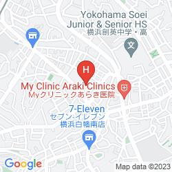 Mapa MIZUNOTO
