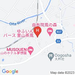 Mapa YUFUIN MALL