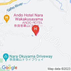 Mapa YUKEI NO YADO HEIJO