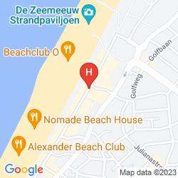 Mapa BEACH