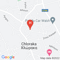 Mapa ST. GEORGE GARDENS HOTEL SUITES
