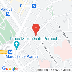 Mapa EMBAIXADOR