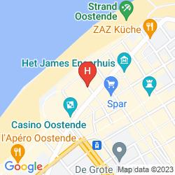 Mapa ROYAL ASTOR