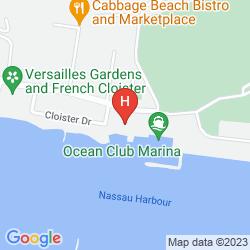 Mapa PARADISE HARBOUR CLUB & MARINA